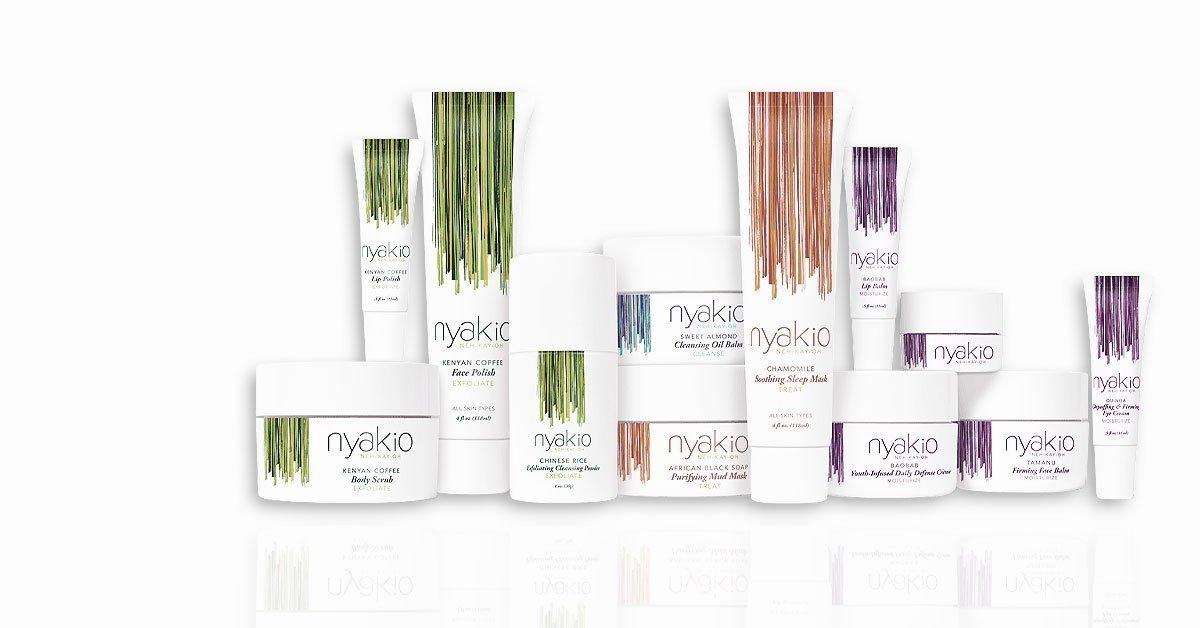 Nyakio Skincare - Handmade Small Batch Beauty