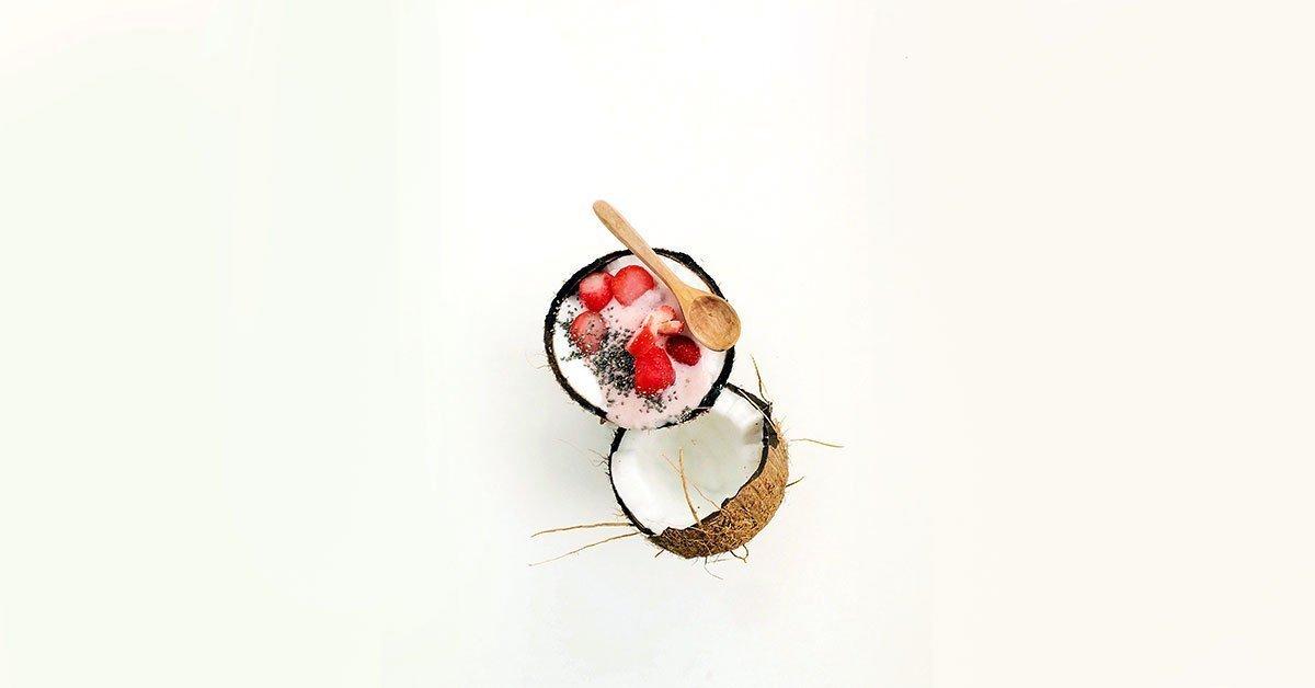 coconut-smoothie-bowl