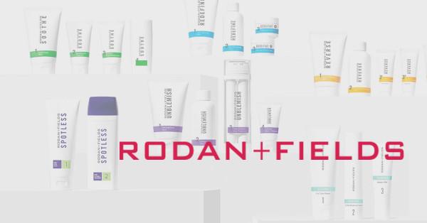 Rodan Fields Skincare