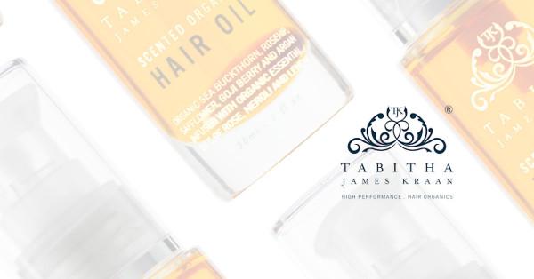 Tabitha James Kraan Organic Hair Care