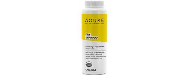 Natural Dry Shampoo - ACURE Dry Shampoo